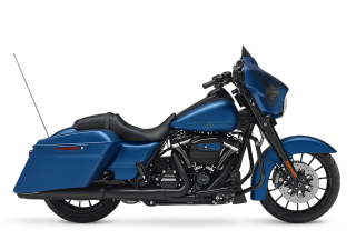 Street Glide<sup>®</sup> Special Anniversary - 2018 Motorcycles