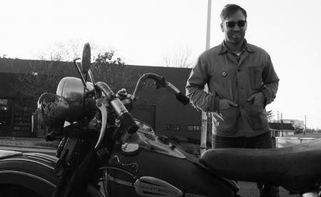 The Black Keys' Dan Auerbach's Vintage Harley-Davidson Collection On Display