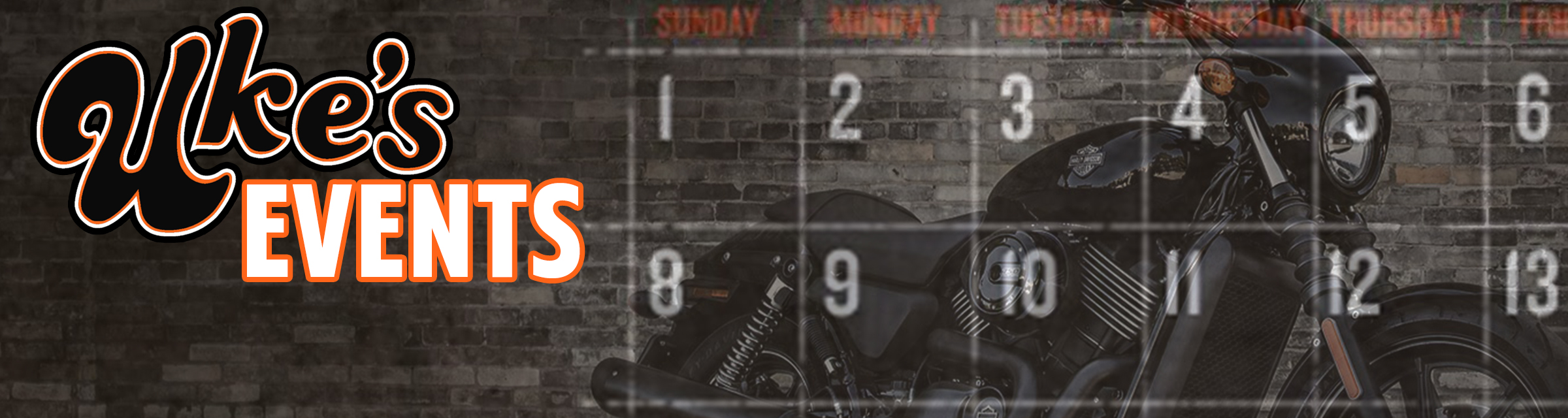 Harley-Davidson<sup>&reg;</sup> Events