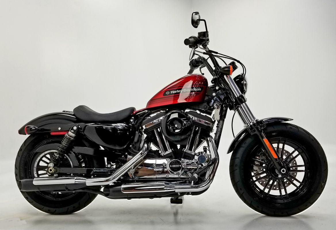 2018 Forty-Eight Special WICKED RED