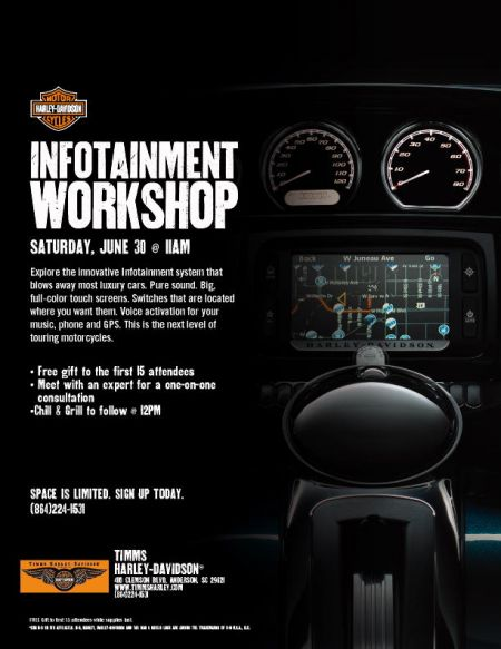 Infotainment Workshop