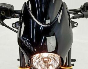 2018 Harley-Davidson Street 750 BLACK with parts added!