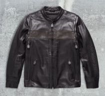 Harley-Davidson® Men's Limited Edition Convertible Leather Jacket