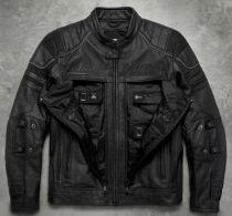 Harley-Davidson Men's Erving Leather Jacket