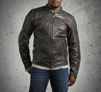 Harley-Davidson® Men's Lone Star Leather Jacket