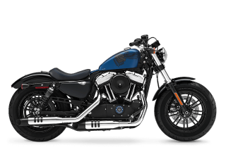 115th Anniversary Forty-Eight<sup>®</sup> - 2018 Motorcycles