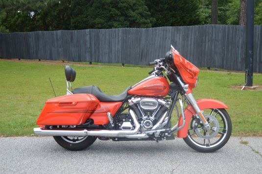 2017 Street Glide Special<sup>®</sup>