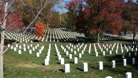 Veteran's Day Ride to Arlington Cemetary