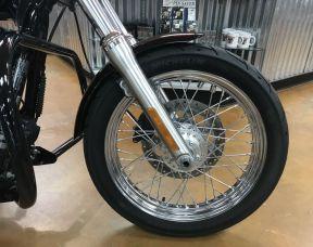 2011 FXDC Dyna Super Glide Custom