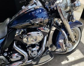 2011 FLHRC Road King Classic