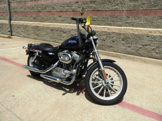2008 Harley-Davidson® Sportster® 883 Low XL883L