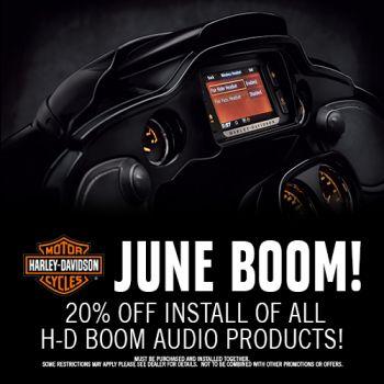 June Boom!
