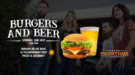 Burgers and Beer Day