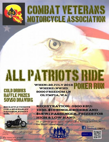 All Patriots Ride