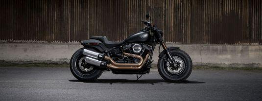 2018 Harley-Davidson Fat Bob FXFBS