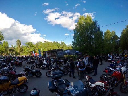Tour de demo Harley-Davidson Oslo