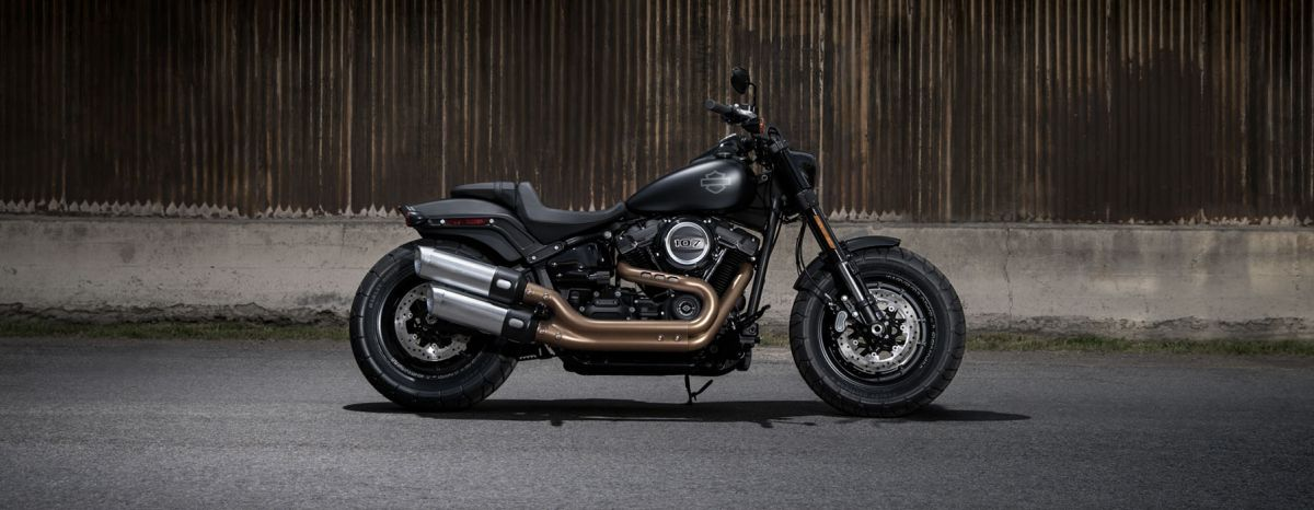 Harley Davidson Fat Bob >> 2018 Harley Davidson Fat Bob Fxfbs