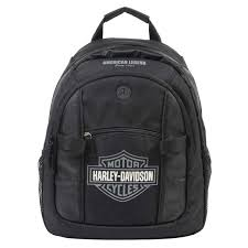 BAR & SHIELD DAY PACK GREY