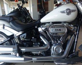 Harley-Davidson FLFBS Fat Boy 114 Milwuakee Eight