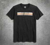 Harley-Davidson® Men's Vintage Stripe Slim Fit Tee