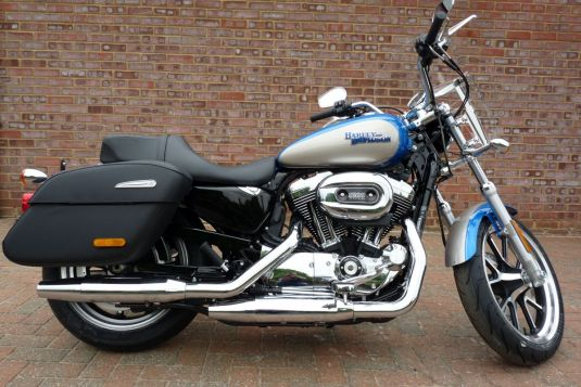 NEW Unregistered 2018 SuperLow 1200T in Electric Blue/Silver Fortune