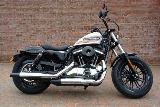 NEW Unregistered 2018 Forty-Eight Special in Billiard White