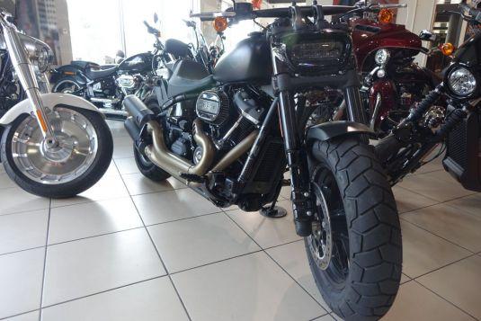 Harley-Davidson FXFBS Fat Bob 114