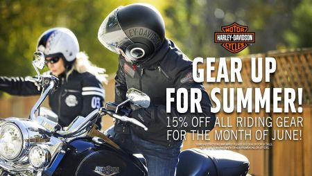 June Motorclothes Special