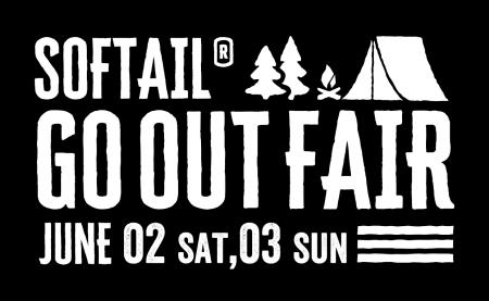 ディーラーオープンハウスSOFTAIL® GO OUT FAIR開催!