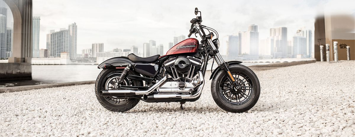 XL 1200XS 2018 Forty-Eight<sup>®</sup> Special