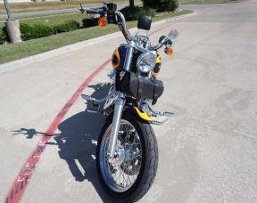 FXDC 2012 Super Glide® Custom