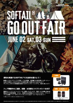 SOFTAIL GO OUT FAIR