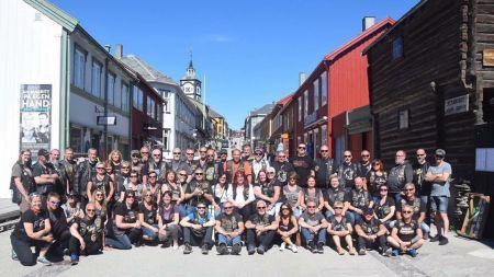 7th Arctic H.O.G. Rally 2018, Ballangen 3. - 5. August 2018