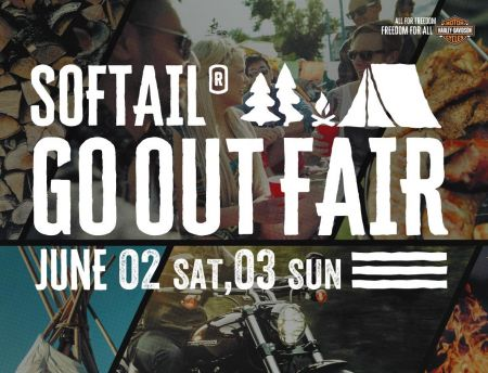 SOFTAIL GO OUT FAIR 6月2日(土)3日(日)