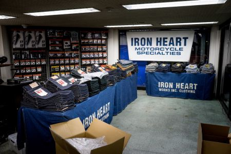 IRON HEART さんの展示即売会開催!6月9日(土)・10日(日)