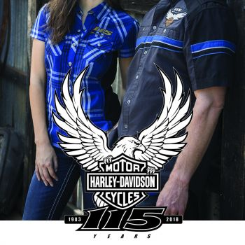 Last Chance for your part in the H-D® 115th Anniversary