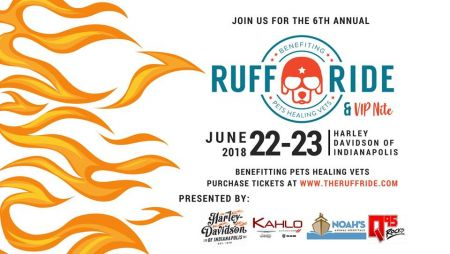 6th Annual Ruff Ride & VIP Event