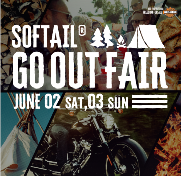 GO OUT FAIR 6/2-6/3