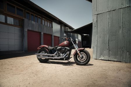 History of the Softail®