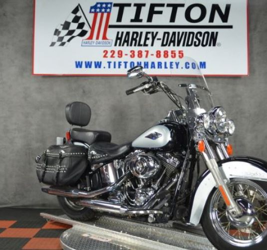 2013 Heritage Softail Classic