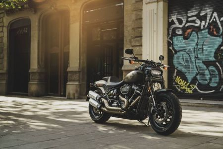 SOFTAIL® STARTUP campaign ハーレーダビッドソン箕面