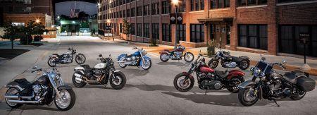 Тест-райды Harley-Davidson в Новосибирске!