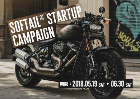 Softail Startup Campaign