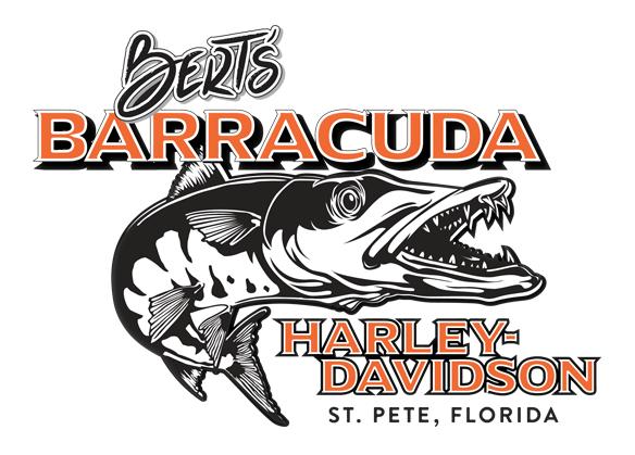 Bert's Barracuda Harley-Davidson<sup>&reg;</sup>