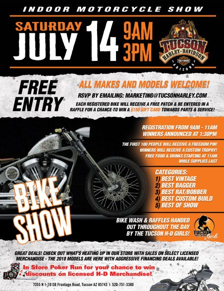 Indoor Bike Show
