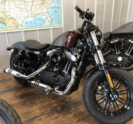 XL1200X 2018 Forty-Eight<sup>®</sup>
