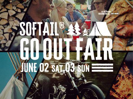 SOFTAIL GO OUT FAIR 開催