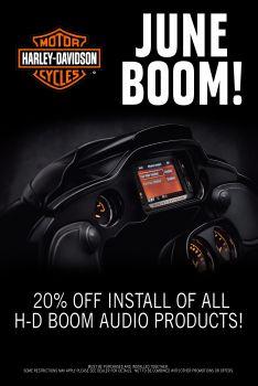 BOOM! Audio Service Special