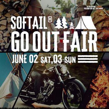 softail go out fair &創業感謝祭開催!!