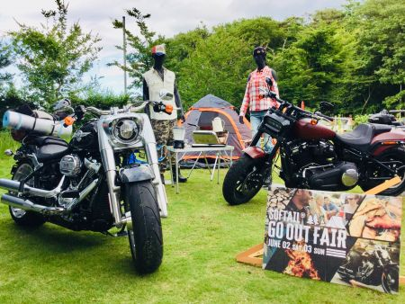 SOFTAIL GO OUT FAIR  6/2-3